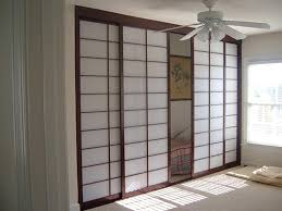 diy sliding closet doors diy shoji closet doors