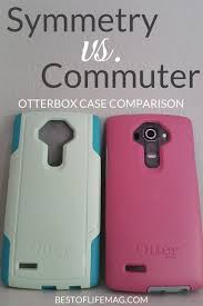 Otterbox Comparison Chart Otterbox Symmetry Vs Commuter Cases How Do They Compare