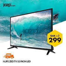 QAR.299 Only/- i-Life Zed Tv 32 Inch... - Jazp.Com QATAR Online