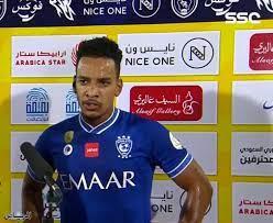 جريدة الرياض   بيريرا: أشكر جماهير الهلال على كل ما قدموه لي.. وسأعمل من  أجل الفريق