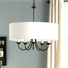 drum shade for existing chandelier drum shade for existing chandelier mills 5 light drum chandelier reviews drum shade for existing chandelier