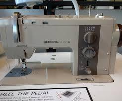 Pier 9 Guides Bernina 950 Semi Industrial Sewing Machine