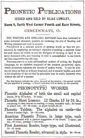 English phonetic transcription translator and pronunciation dictionary. Ohio History Connection On Twitter In The 1800 S The Longleys Of Cincinnati Published Their Newspaper Type Of The Times In The Phonetic Alphabet Decoding These Articles Helps Us Discover Important Info About