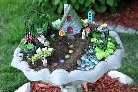 Small Picture Fairy Garden Ideas and Kits DIY Projects Craft Ideas How Tos