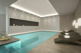 Basement swimming pools Maximise the space beneath your feet