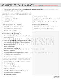 sample of aos cover letters advance parole cover letter korest jovenesambientecas co