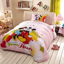 Mickey And Minnie Mouse Bedroom Mickey And Minnie Bedding Set Invigorating Mickey And Minnie