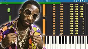 Gucci Mane - Lemonade - Piano Tutorial ...