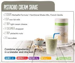 herbalife cookies and cream recipes house