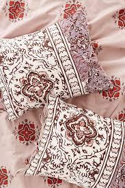 image of magical thinking boho stripe duvet cover style