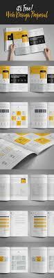 Website Design Proposal Template A Sharp And Professional Free Web Design Proposal Template For 15
