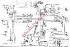 honda 50 wiring diagram honda wiring diagrams