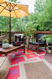 patio decor refresh with bed bath