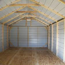 metal framing shed. 12x24 Pilot Shed - A Look Inside The Frame Metal Framing C