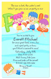 4th birthday party invitation wording birday party invitation