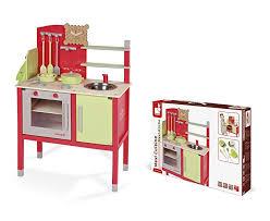 Janod J06533 Maxi Cuisine Mademoiselle Bois Jeux Et Jouets