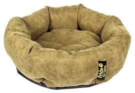 Купить <b>Лежак</b> для собак <b>PRIDE</b> Ватрушка Дели 45х45х12 см ...