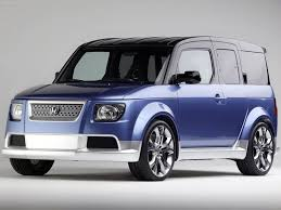 new 2020 honda element to be more dog