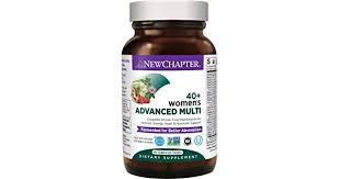 New Chapter Women's Multivitamin, <b>Every Woman II 40</b>+ ...