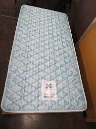 blue twin mattress. Lot # : 585 - Sealy Princeton II Twin Mattress \u0026 Base Blue
