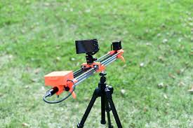 picture of diy motorized slider