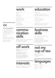 Standard Font Size And Style For Resume Resume Standard Font Size Formats Format For Freshers Orlandomoving Co