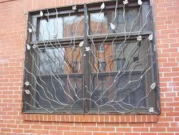 Decorative Security Grilles For Windows Drews Iron Fencing Services Metal Work For Class Pinterest