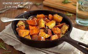 roasted sweet potato recipes. Simple Sweet Roasted Sweet Potatoes Throughout Potato Recipes W
