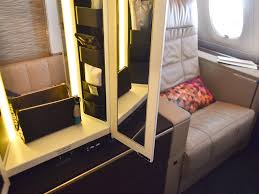 What Its Like To Actually Fly In Etihads A380 First Class