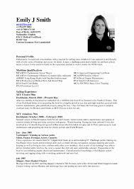 Sample Cv Resume For Cabin Crew Najmlaemah Com
