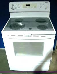 kenmore glass top stove sear stoves glass top stove awesome kitchen whirlpool glass top electric stove
