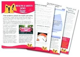 Wellness Newsletter Templates Health And Wellness Newsletter Template Justincorry Com