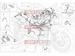 ducati 795 abs wiring harness wiring harness alkatrészek > oem ducati 795 abs wiring harness wiring harness