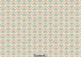 Mayan Patterns Interesting Mayan Geometric Seamless Pattern Background Vector Pattern Design