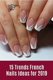 Nail Designs For Short Nails French Tip 15 Trends French Nails Ideas For 2019 Frenchnails Nail