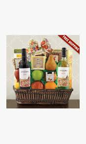 va bene italian wine cheese fruit gift basket cana s authentic italian market