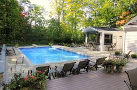 Wisconsin Pool and Spa Installations Gallery
