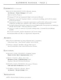 Cover Letter For Manufacturing Job Resume Sample Directory