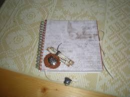 Scrap possibilities: quaderni a spirale