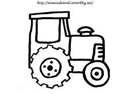 S Dessin Coloriage Tracteur Avec Fourche L L L L L L L L L L