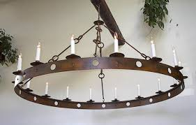 large wrought iron chandeliers rustic ab2 co