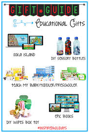 theinspiredhome org educational experience gifts that will keep on giving the whole year
