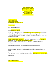 014 Business Letter Proposal Sample Of Intent Template Valid