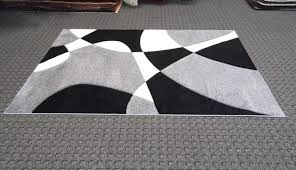 black chevron grey round rug area light and striped target nursery white gray for glamorous rugs