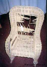 fix as some lawn chairs clue. i have a lovely old wicker rocker in need of repair. this is \ fix as some lawn chairs clue 6