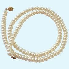 arlington freshwater pearl pendant