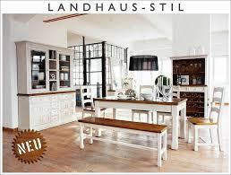 Landhaus Esszimmer Komplett 11 Tlg Weiß Massiv Holz Kiefer Buffet