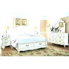 king size white bedroom sets