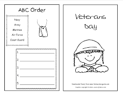 veterans day lesson plans themes printouts crafts veterans day activity booklet
