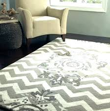 gray rug 8x10 grey and white rug grey and white rug gray and white chevron